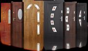 Межкомнатные двери,  большой выбор,  рассрочка